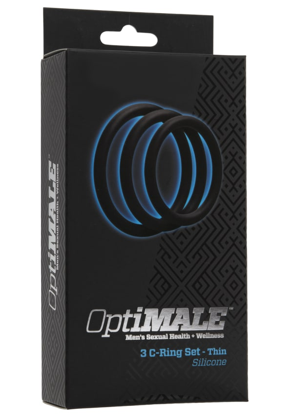 OptiMALE™ 3 C-Ring Set - Thin Image 3