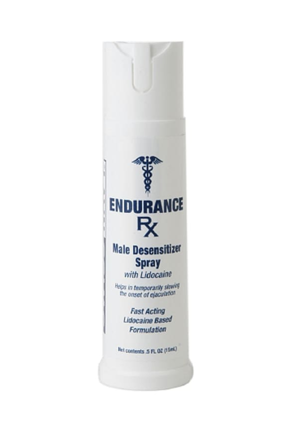 Swiss Navy Endurance Rx - Male Desensitizer Spray Image 0