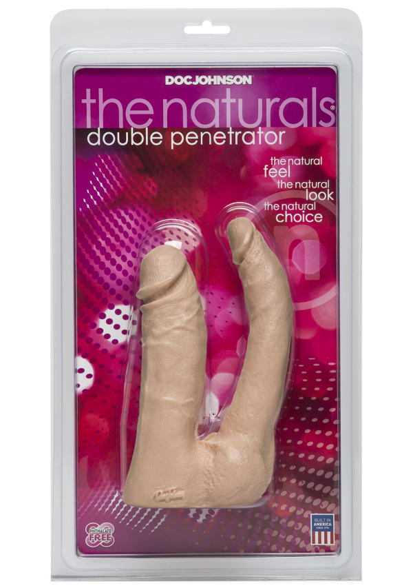 The Naturals - Double Penetrator Image 1