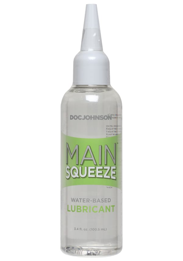 Main Squeeze™ Water-Based Lubricant Image 0