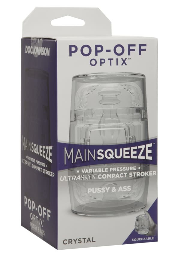 Main Squeeze™ - POP-OFF - OPTIX - Pussy and Ass Image 5