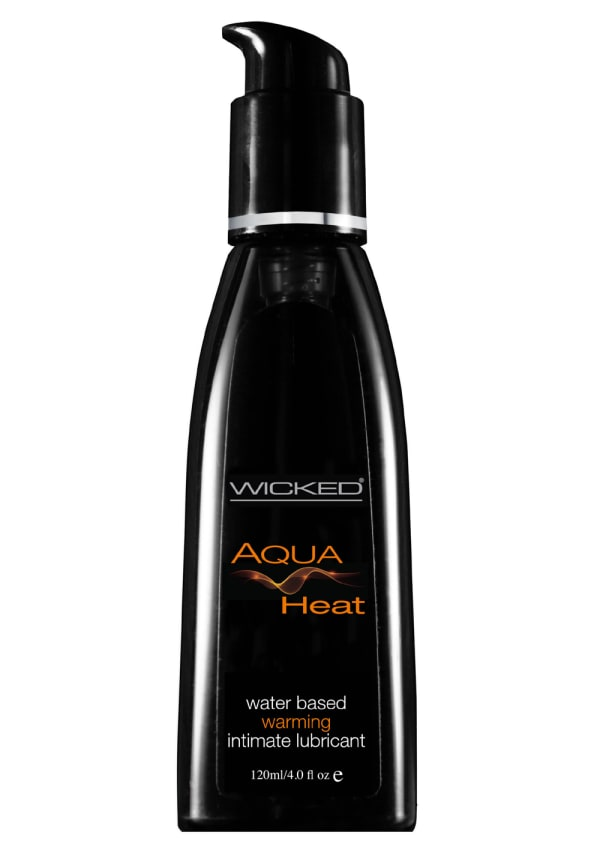 Wicked Aqua Heat Warming Lube Image 0