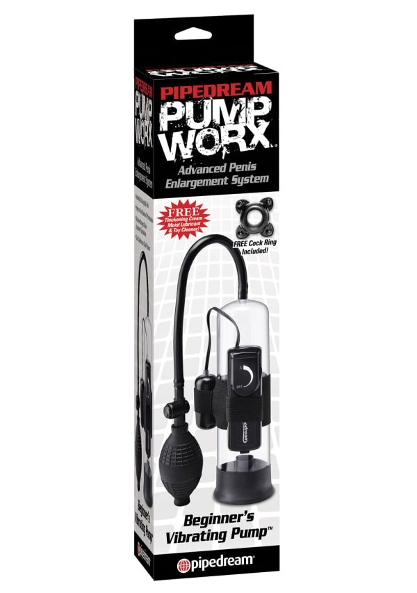 Pump Worx Beginner's Vibrating Pump Image 1
