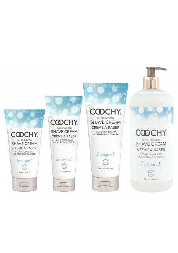 Coochy Shave Cream - Be Original Image 4