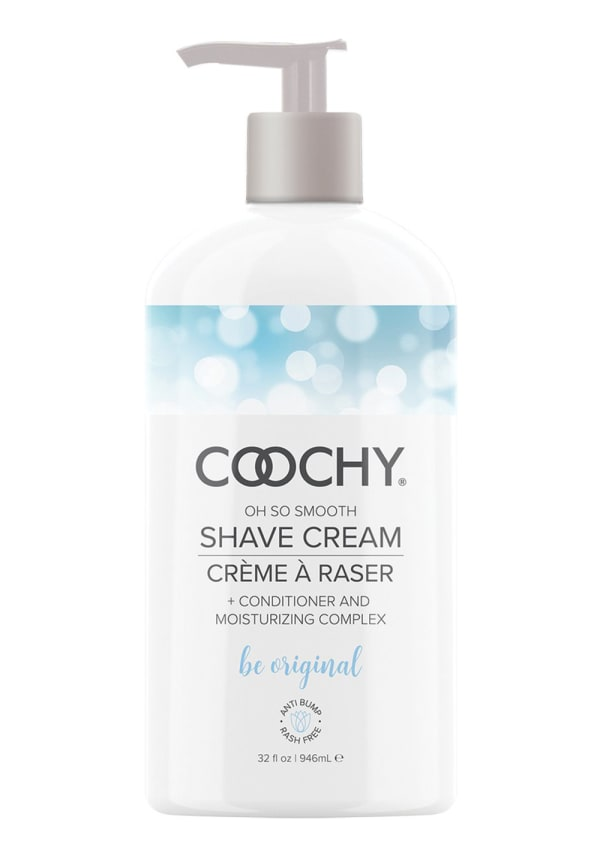 Coochy Shave Cream - Be Original Image 2