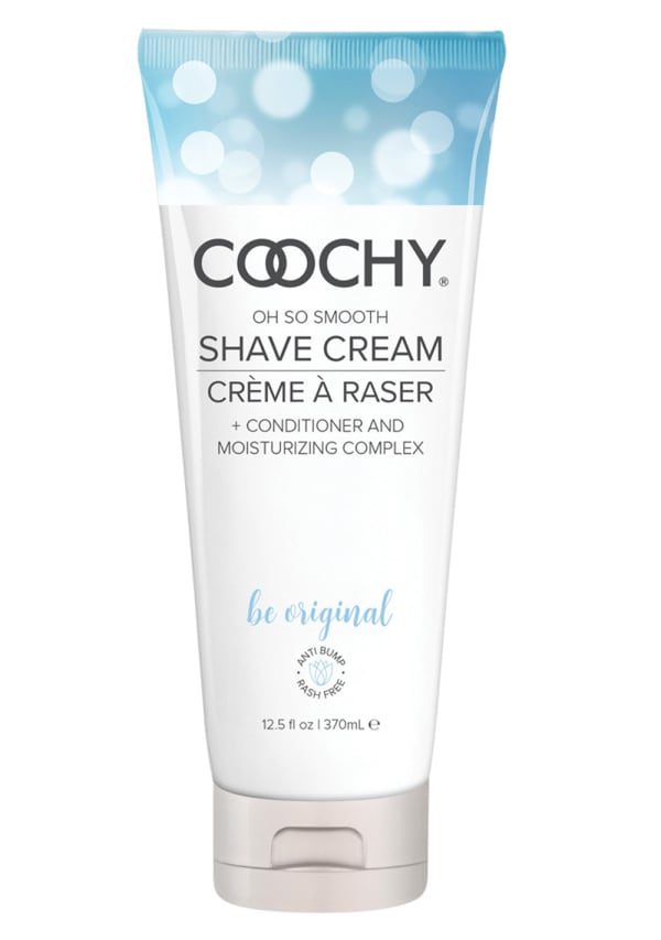 Coochy Shave Cream - Be Original Image 1