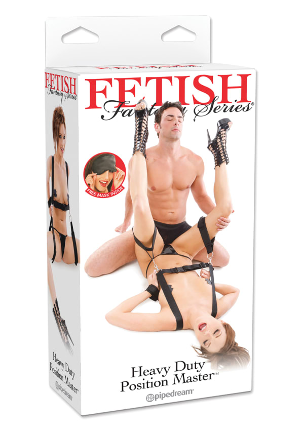 Fetish Fantasy Series Heavy Duty Position Master Image 3
