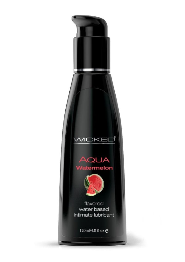 Wicked Aqua Watermelon Lubricant Image 1