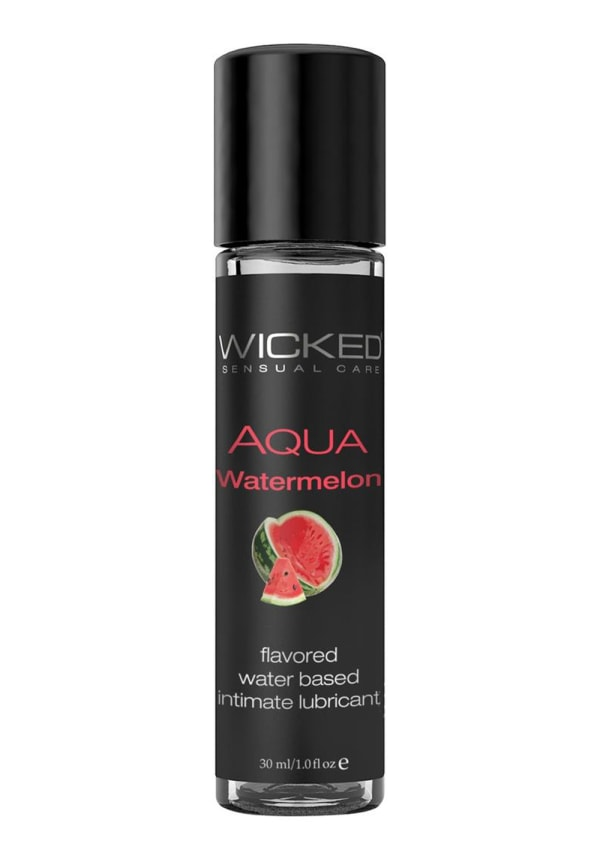 Wicked Aqua Watermelon Lubricant Image 0