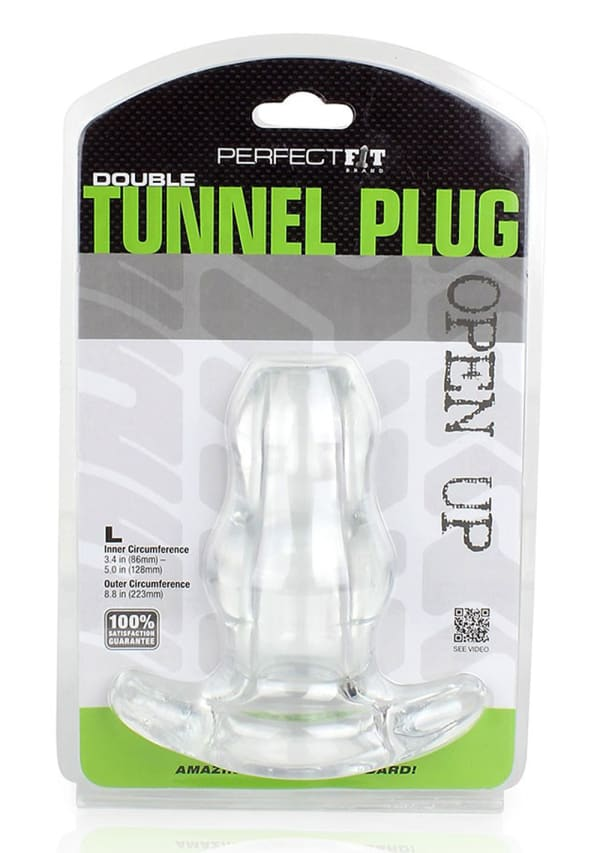 Double Tunnel Plug Image 10