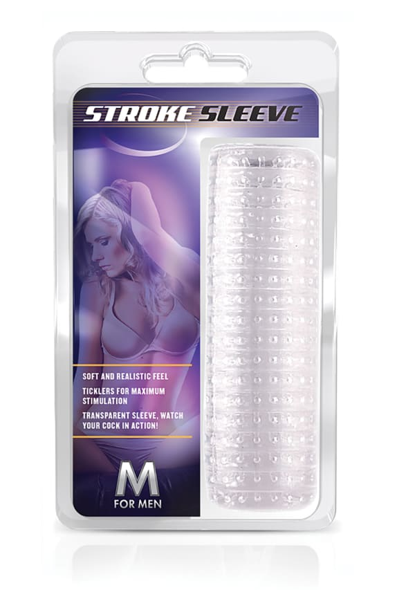 M for Men - Stroke Sleeve Image 6