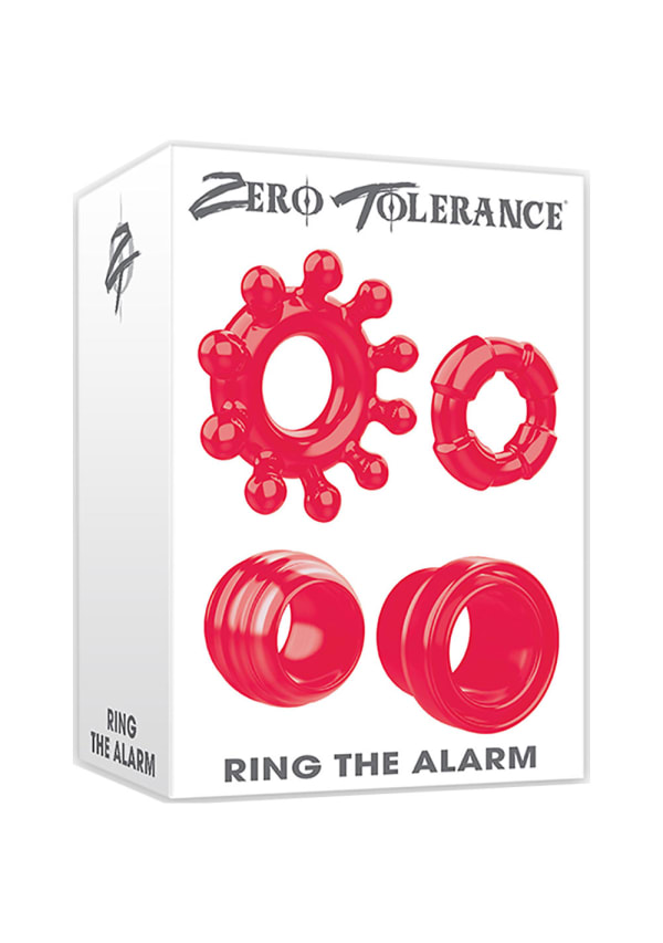 Ring The Alarm Cockring Set Image 2