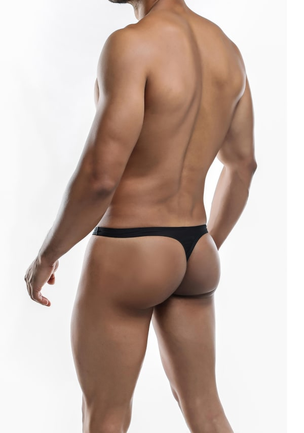 Joe Snyder Polyester Thong Image 1