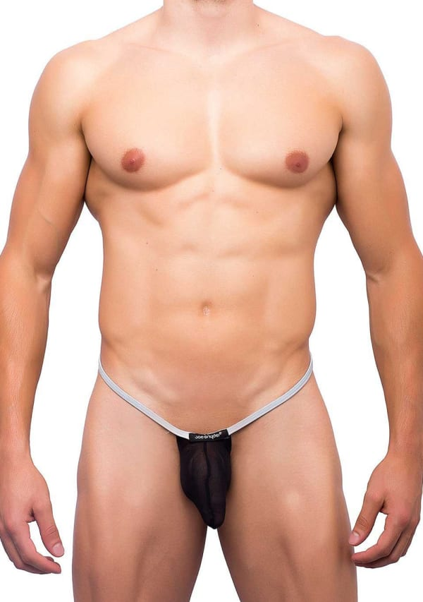Joe Snyder G-String Sock It Image 18
