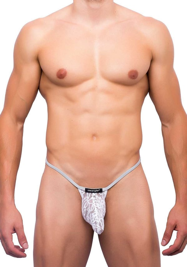 Joe Snyder G-String Sock It Image 0