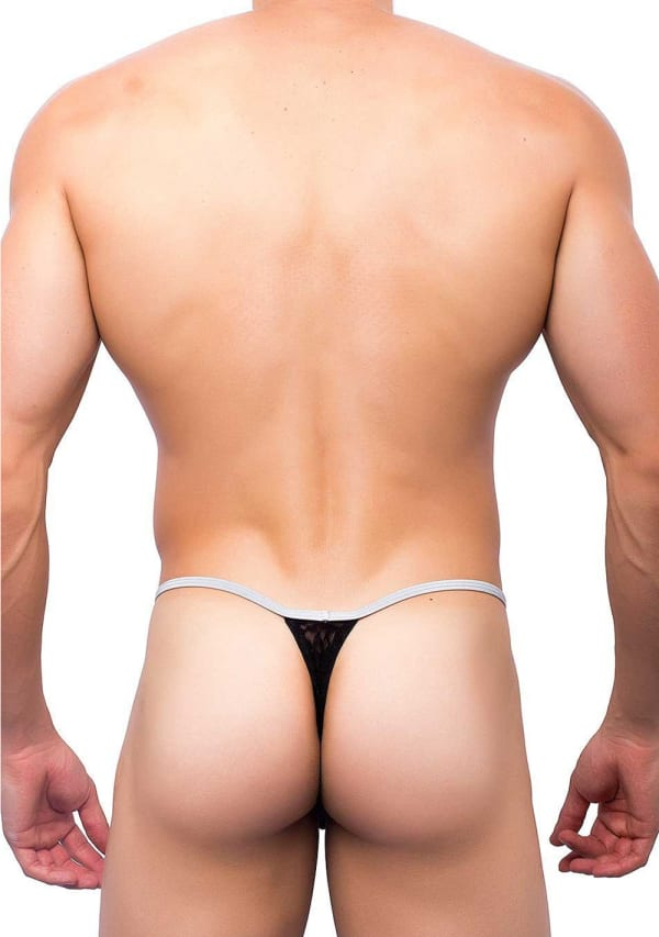 Joe Snyder Thong Sock It Image 2