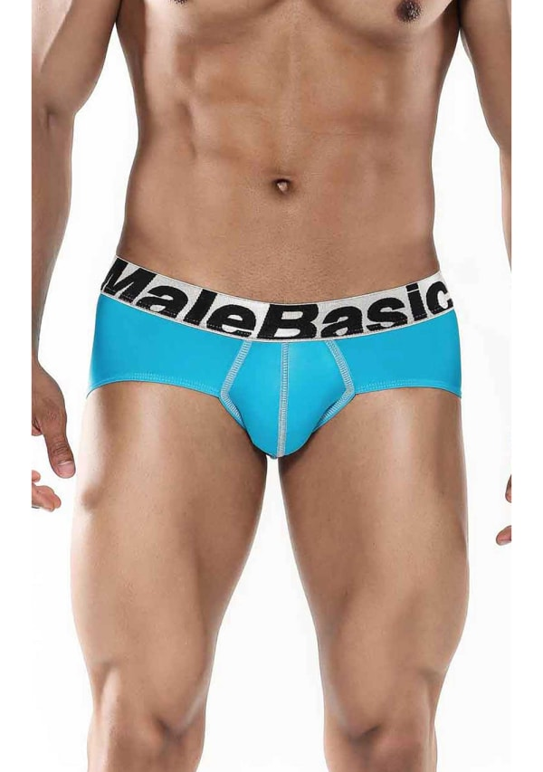 MaleBasics Men's Sports Performance Hip Brief Image 6