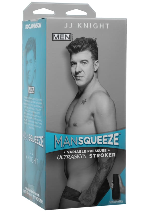 Man Squeeze™ - JJ Knight Ass Image 4