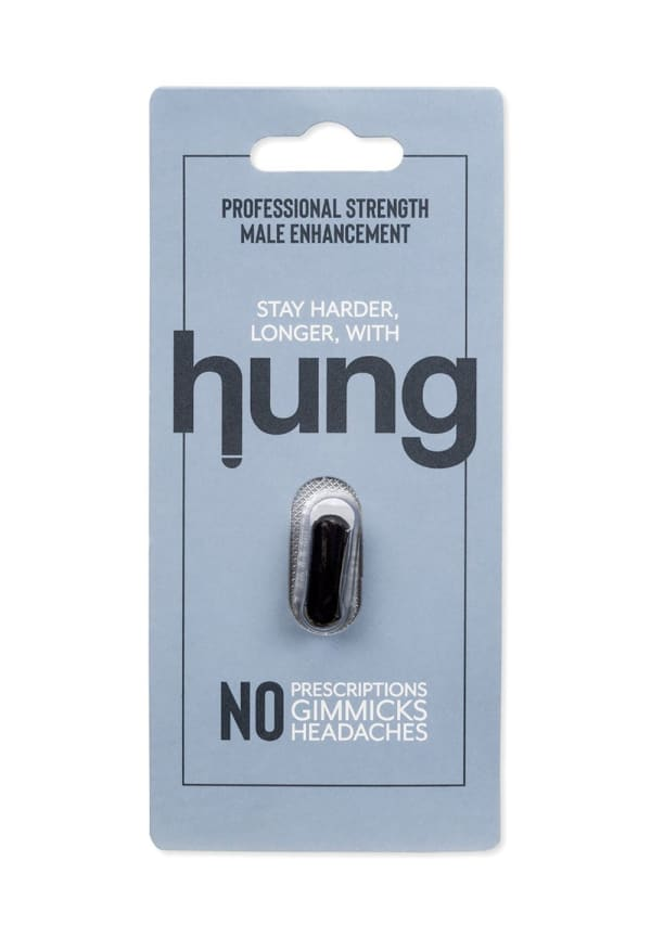 Hung - Single Pill Image 0