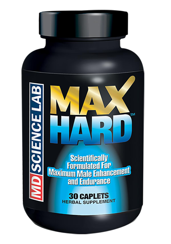 Max Hard - 30 Count Bottle Image 0