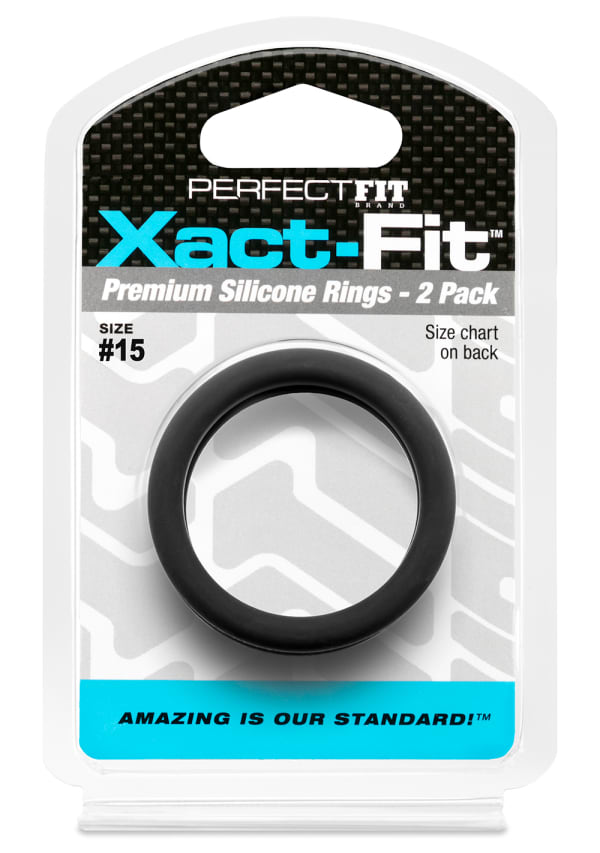Xact Fit Ring - Two Pack Image 15