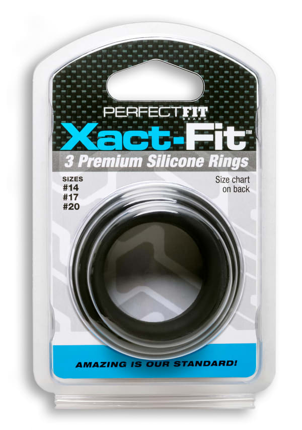 Xact Fit 3-Ring Kits Image 3