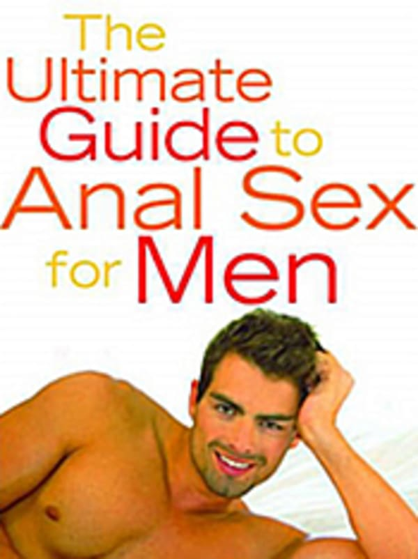 Ultimate Guide To Anal Sex For Men Image 0