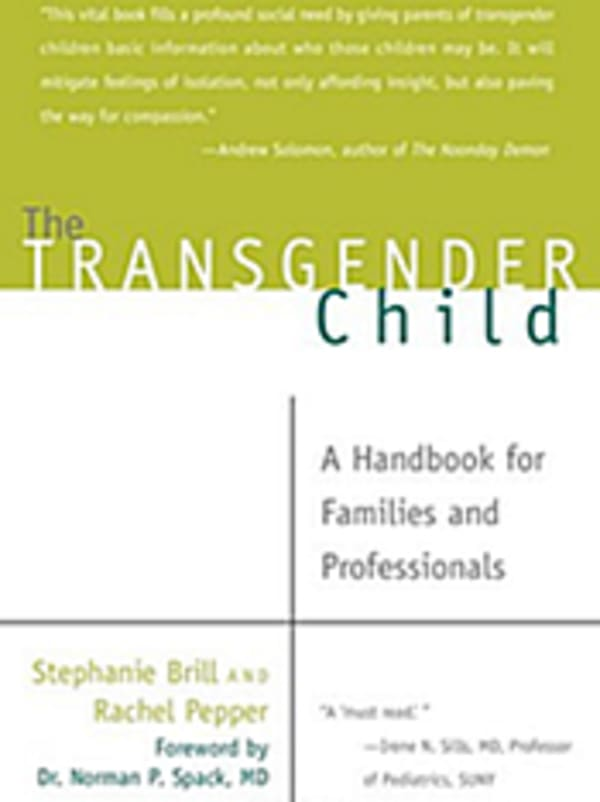 The Transgender Child Image 0