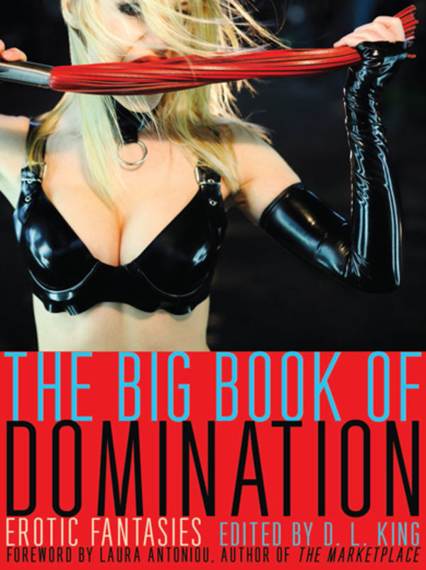 The Big Book of Domination: Erotic Fantasies Image 0