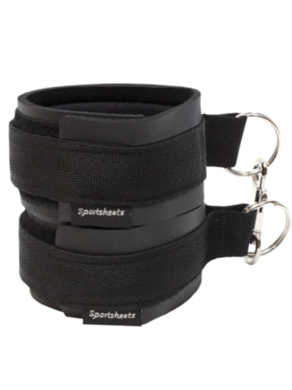 Sports Cuffs Restraint Set Image 0