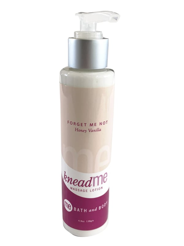 Knead Me Massage Lotion Image 2