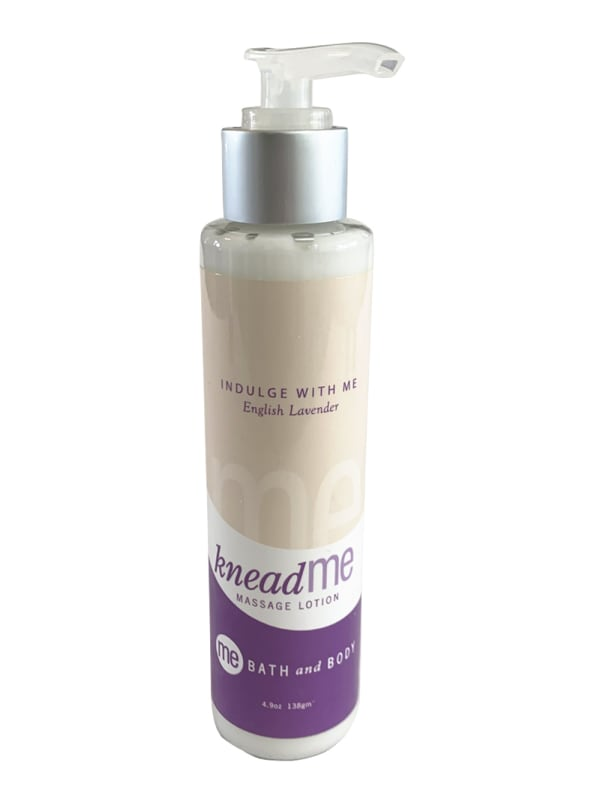 Knead Me Massage Lotion Image 1