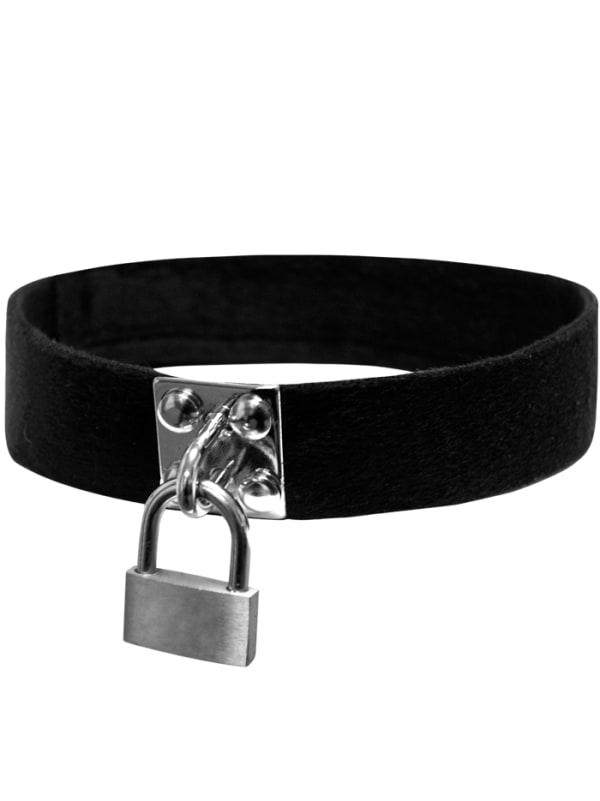 Lock and Key Collar Image 0