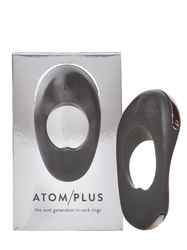 ATOM Plus Vibrating Cock Ring Image 5