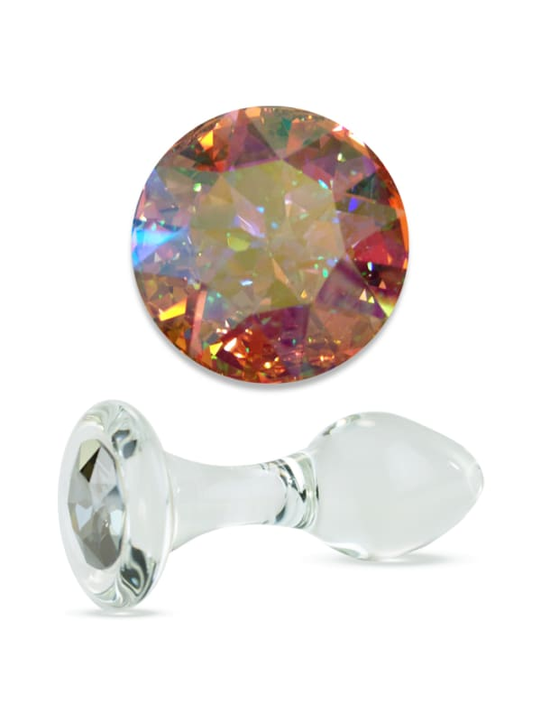 Crystal Delights Long Stem Plug Image 1