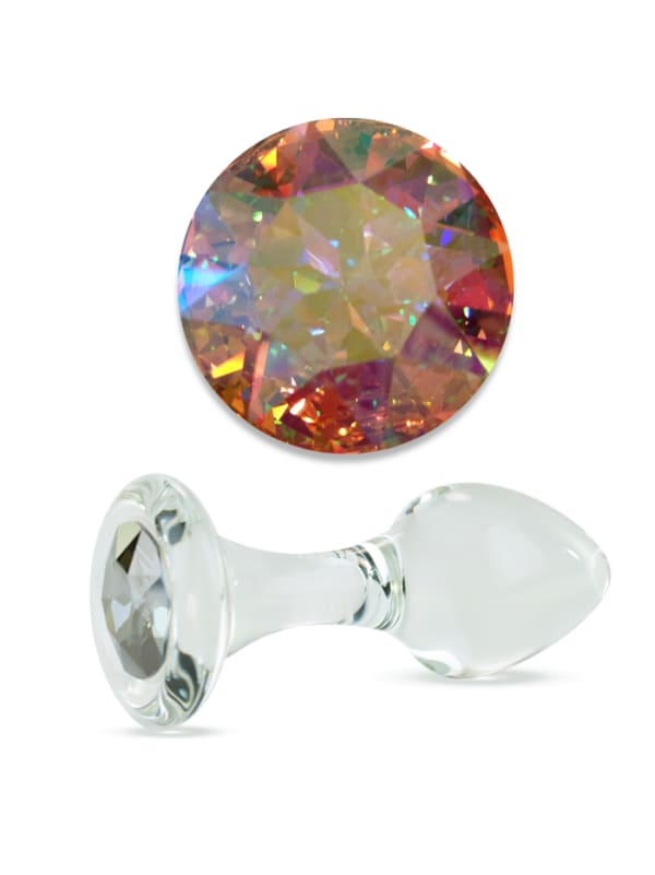 Crystal Delights Long Stem Plug Image 0