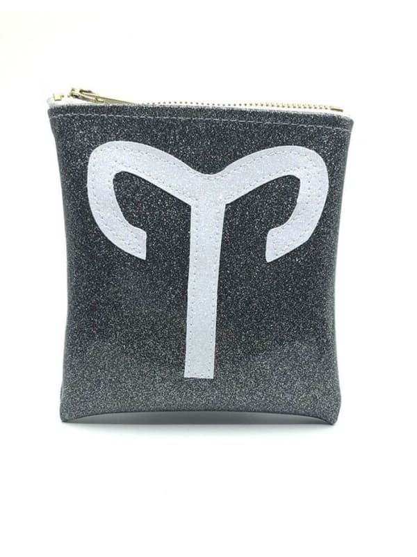 Aries Astrology Mini Clutch Image 0