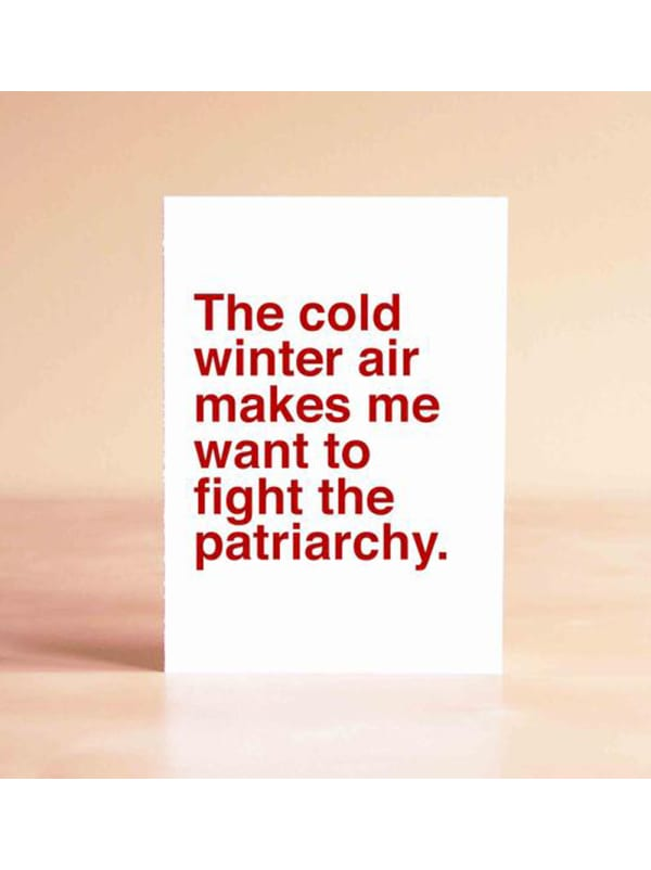 Cold Winter Air Card Image 1