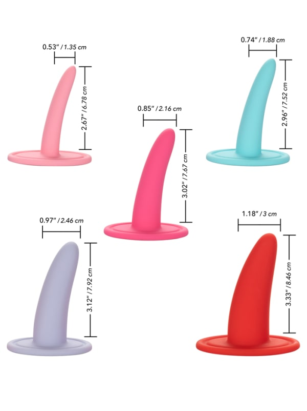 She-ology 5 Piece Dilator Set Image 1