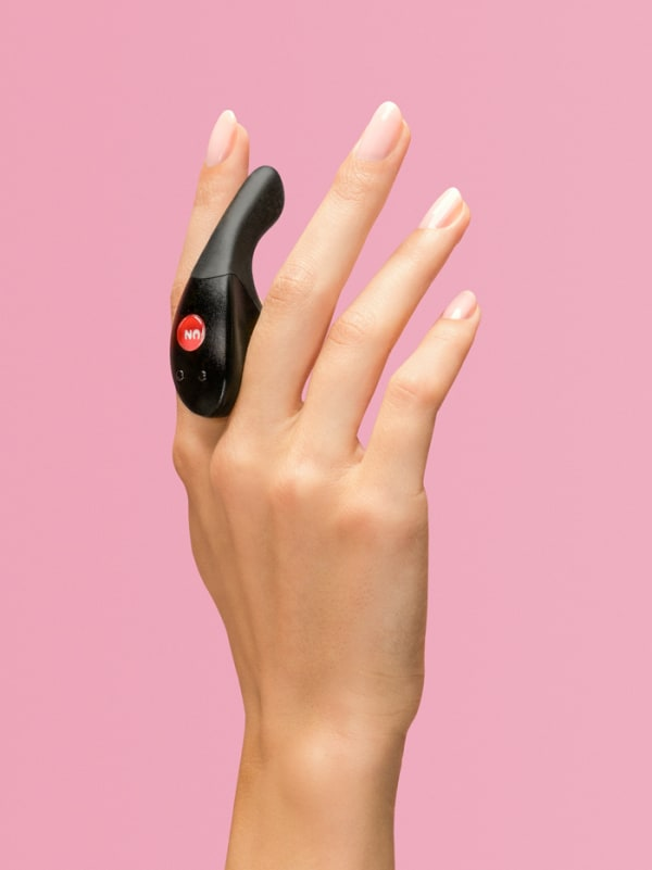 BE ONE Finger Vibrator Image 2
