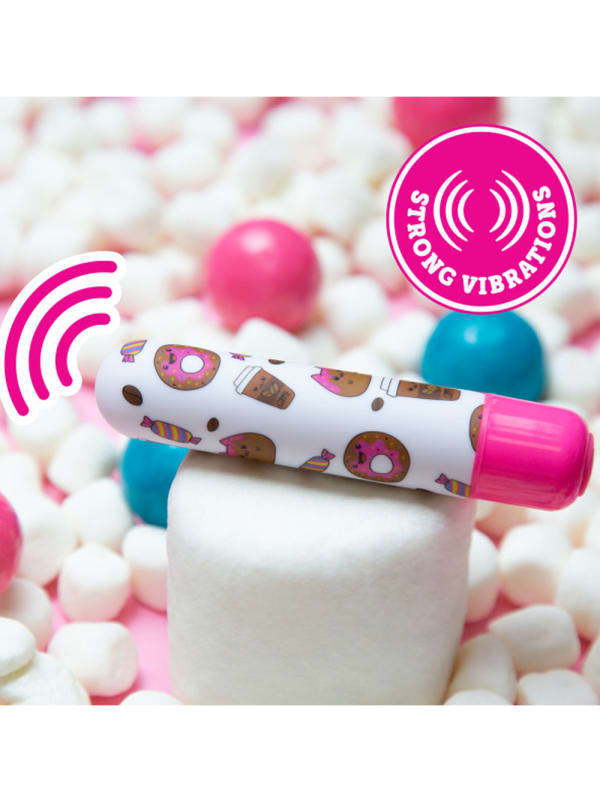 Mini Sweet Rush Vibrator Image 3