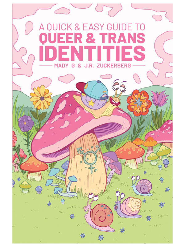 A Quick & Easy Guide to Queer & Trans Identities Image 0