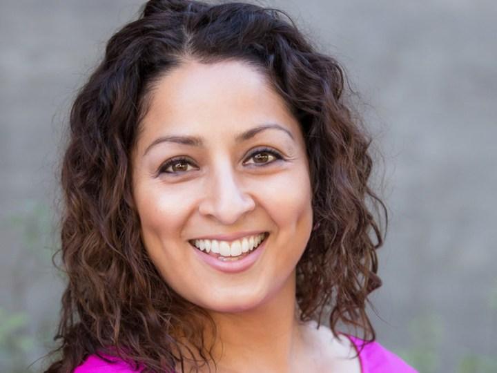 Actress Sofie Khan