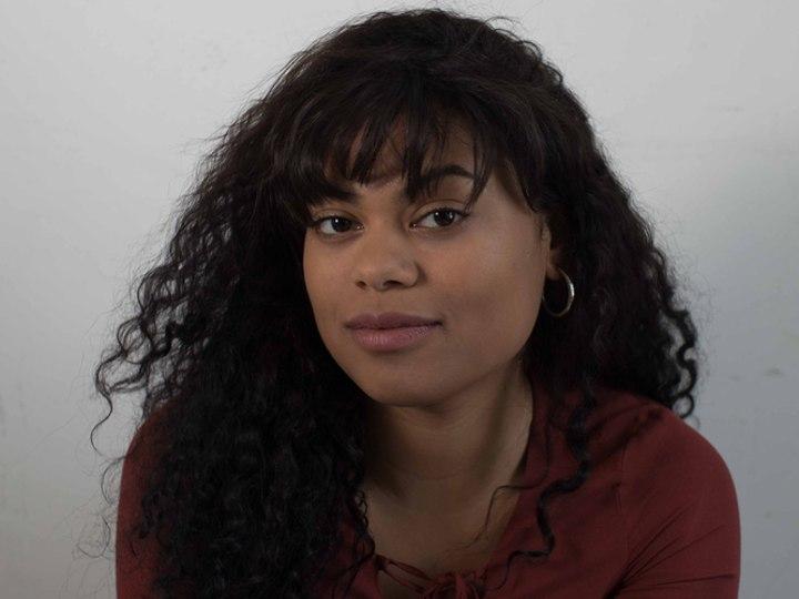 Actress Yanella Suarez