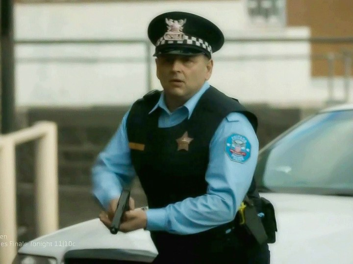 Actor Greg Pandelidis