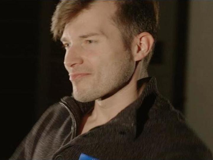 Actor Bartholomeus De Meirsman
