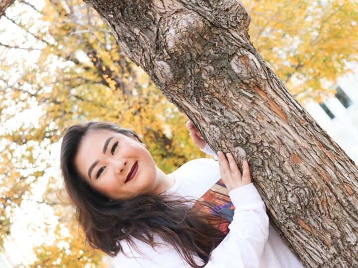Actor Cathy Le