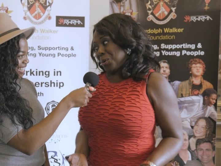 Rudolph Walker Inter-School Drama Award Launch