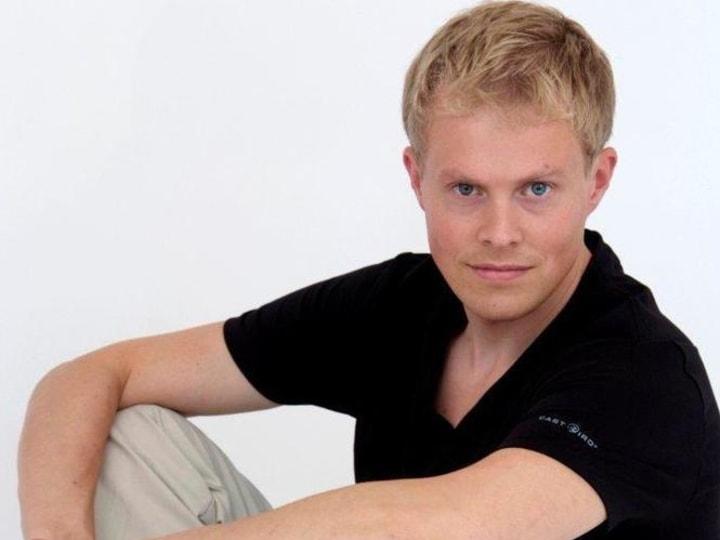 Actor Torsten Colijn