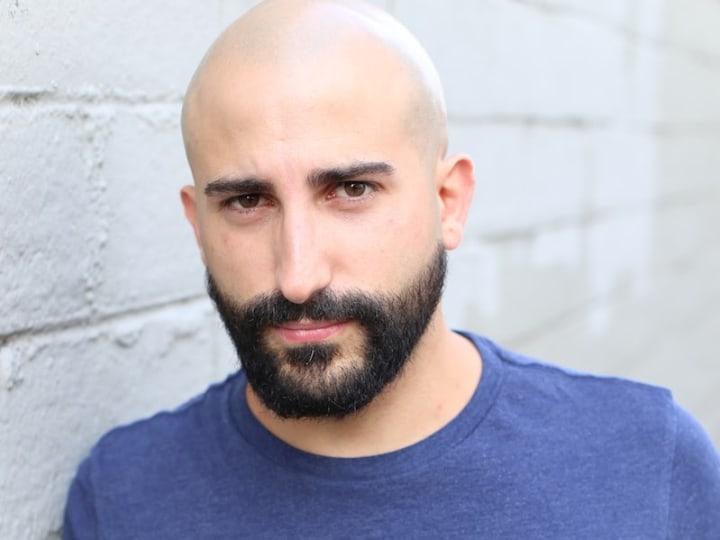 Actor Dan Balcaban